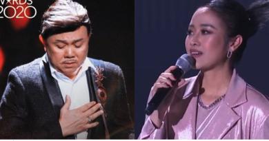 Bị loại khỏi đề cử giải, hình ảnh NS Chí Tài bất ngờ xuất hiện trên sân khấu Wechoice khiến khán phòng rơi nước